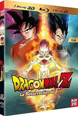 Dragon Ball Z - Le Film : La résurrection de F Blu-ray: Amazon.es: Tadayoshi Yamamuro: Cine y Series TV