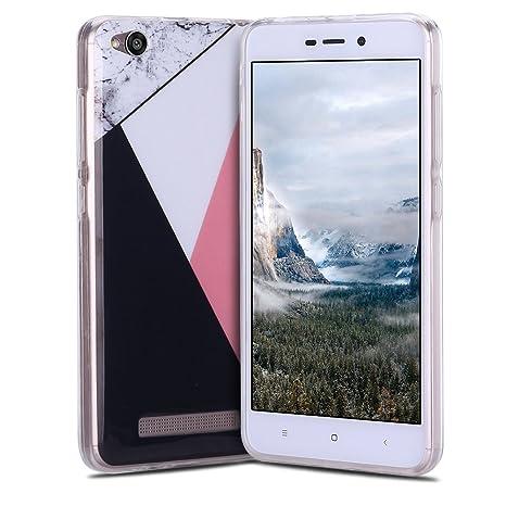 Funda Xiaomi Redmi 4A, Carcasa Redmi 4A, RosyHeart Suave ...