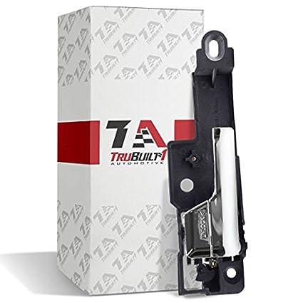 Amazon.com: T1A Ford 6E5Z-5422601-A Chrome Interior Door Handle ...