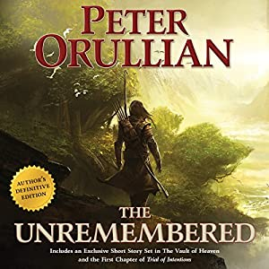 The Unremembered Audiobook