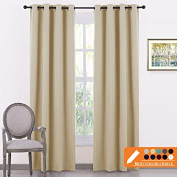 Merveilleux PONY DANCE Bedroom Curtains Panels   Window Treatments Room Darkening Curtain  Drapes Thermal Insulated Drapery With