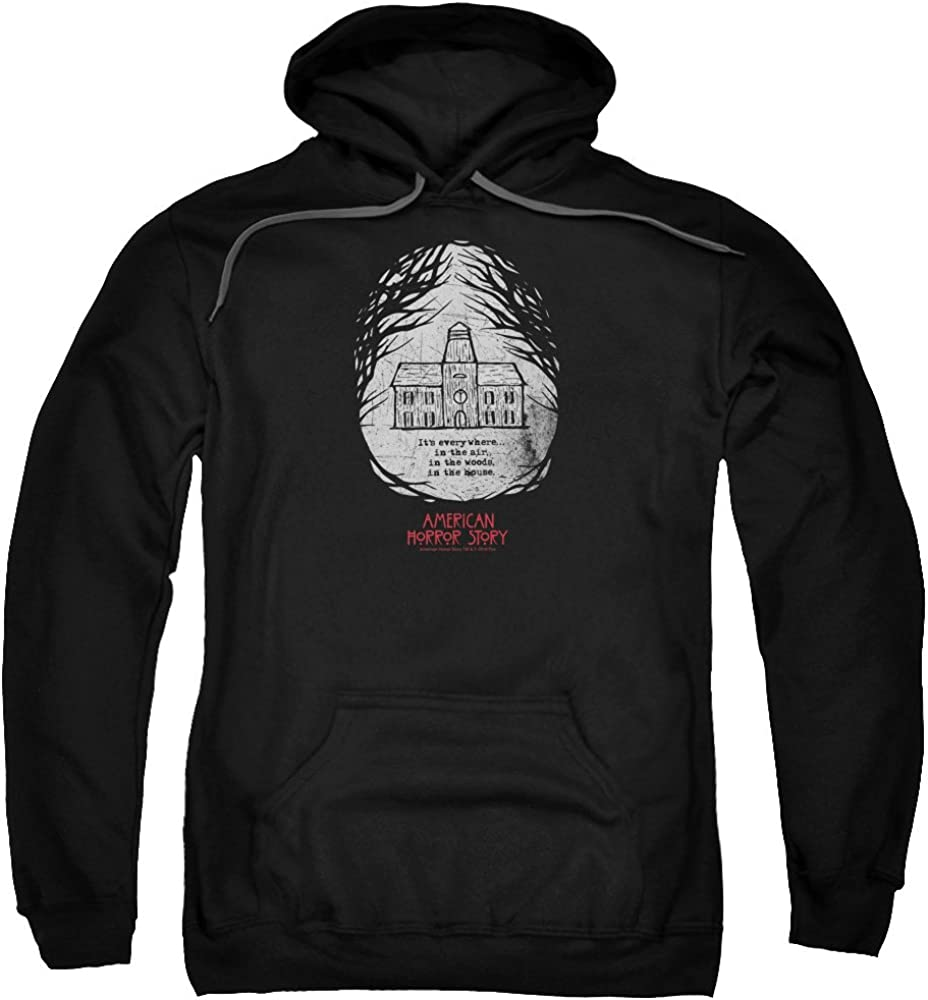 MMM Merchandising American Horror Story Mens Its Everywhere Pullover Hoodie