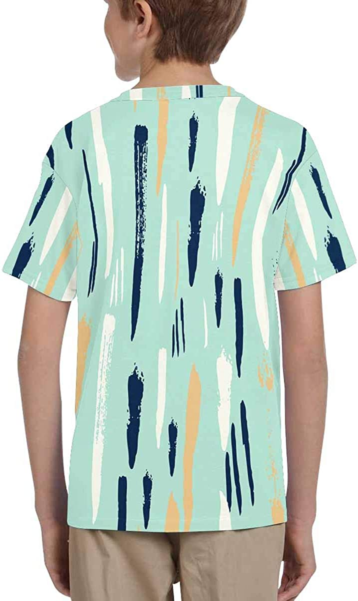 INTERESTPRINT Kids T-Shirts XS-XL