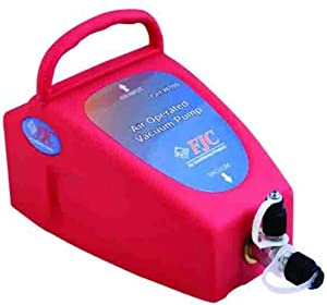 FJC 6900 1.3 CFM Air Operated Vacuum Pump