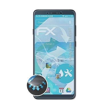 Intelligent Atfolix 3x Samsung Galaxy Note 9 Front Cover Schutzfolie Fx-curved-antireflex Tablet & Ebook-zubehör