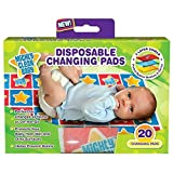 Mighty Clean Baby Disposable Changing Pads (20 count)