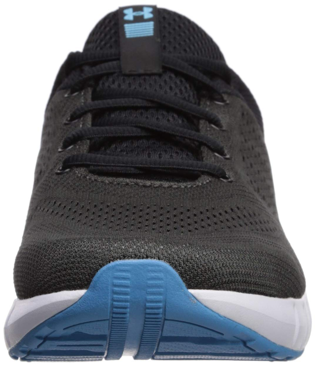 Under Armour Men's Micro G Pursuit Running Shoe, Academy Blue (402)/Black, 9.5 by Under Armour (Image #4)