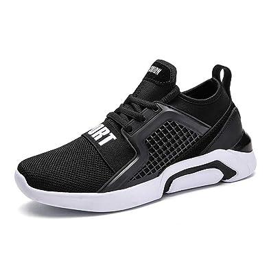 Zapatillas de Running para Mujer Transpirable con Cordones Zapatillas de Deporte para Mujer Zapatillas de Deporte para Correr al Aire Libre: Amazon.es: Zapatos y complementos