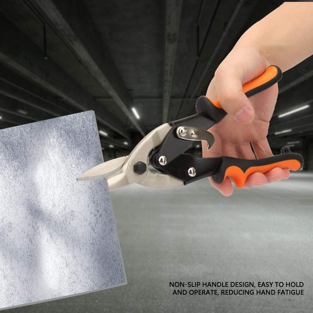 15 pezzi 255 mm Aviation Snip con pinza 270 mm per 0,6-1 mm piastra in ferro e 0,5 mm piastra in acciaio inox Set di forbici in lamiera
