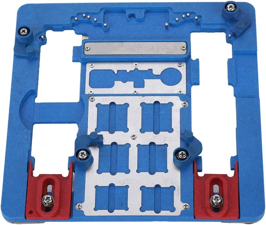 Dispositivo de reparación de teléfono móvil profesional multifunción, dispositivo de reparación / Jig IC Chip escalera, placas de reparación: Amazon.es: Electrónica