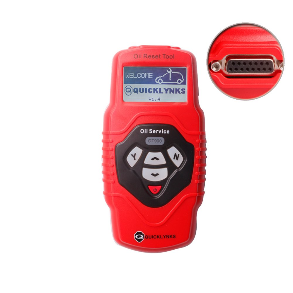 ICARSCANNER Professional Oil Service and Airbag Reset Tool OT900 Multilingual and Updatable OBD2 Code Scanner by YAXIN (Image #3)