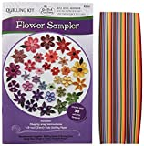 Quilled Creations Flower Sample Quilling Kit