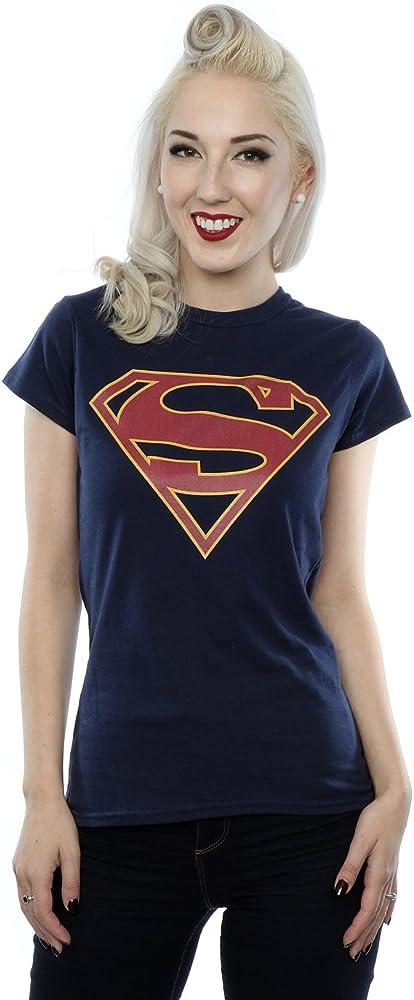 XXL Größen Offiziell Lizenziert Supergirl Has Got This Damen T-shirt S