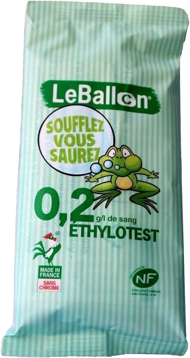 Le ballon 550104 ethylotest
