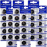 BlueDot Trading 2032 Batteries, 30 pack CR2032