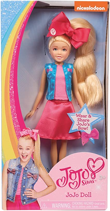 """My Life as JOJO Siwa 18"""" DOLL 27-piece Deluxe HAIR ACCESSORY SET Bows Clips Set"""