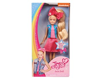 JoJo Siwa Singing 10 inch 25cm Doll accessories– Kid in a Candy Store Age 6+