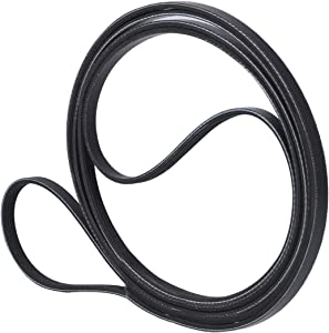 137292700 Dryer Drum Drive Belt Ultra Durable Replacement for GE/Hotpoint Dryer - Replaces Part Number WE12M22, 137292700, WE120122, WE12M0022, AP4565702, PS3408299, 134163500