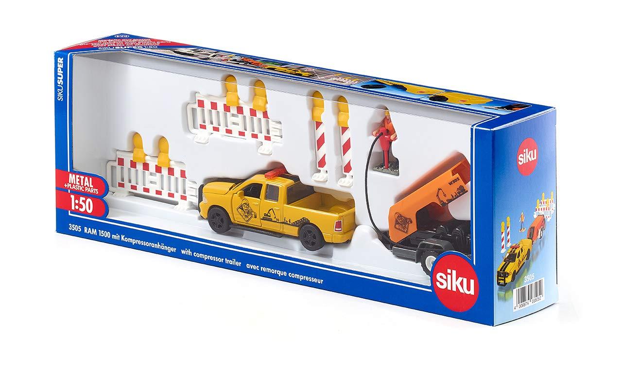RAM 1500 mit Kompressoranhänger Kleinkindspielzeug Fahrzeuge