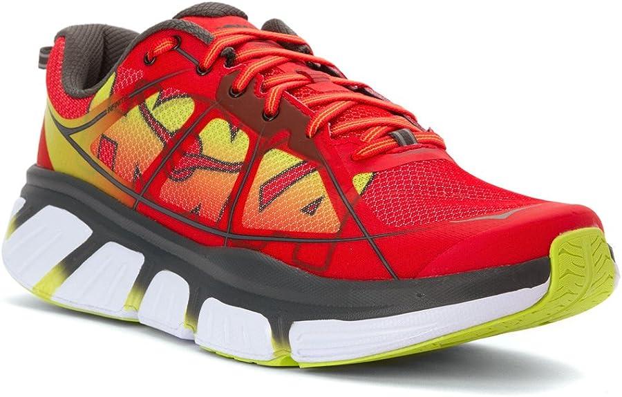 Una Hoka Uno de los Hombres Infinito Zapatillas de Running: Amazon ...