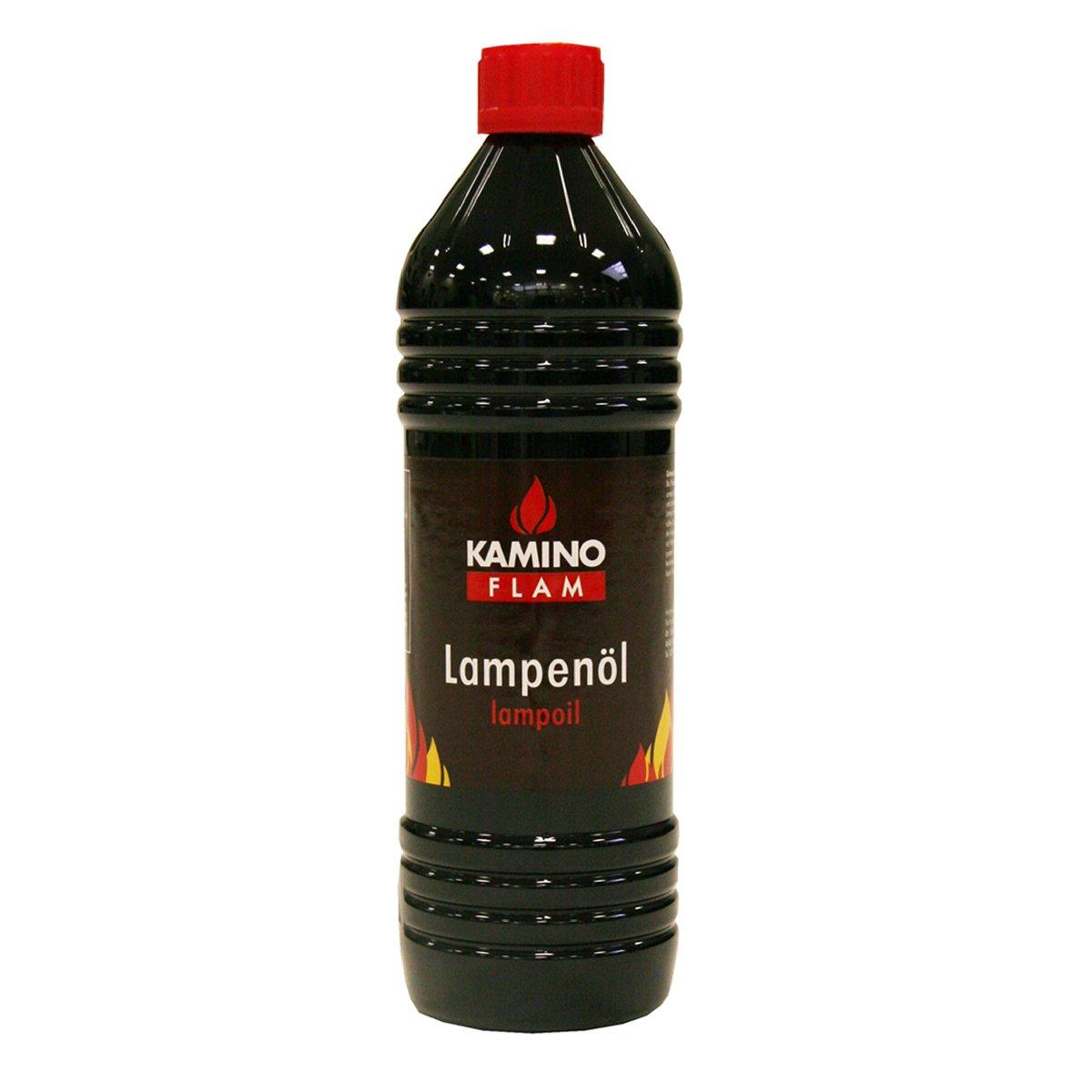 Kamino-Flam Aceite de Parafina Transparente 6x6x27 cm 338820: Amazon.es: Jardín