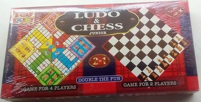 Ludo & Chess Junior