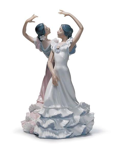 Amazon.com: Lladro Porcelain Figurine Ole: Home & Kitchen