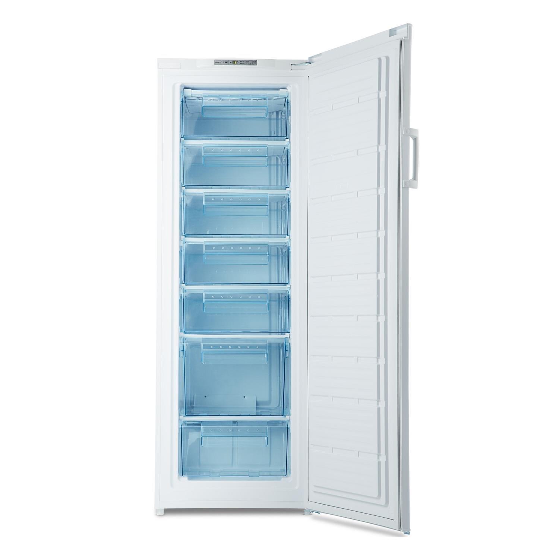 Klarstein Iceblokk 225 - Congelador de 4 estrellas, 212 litros, 7 ...