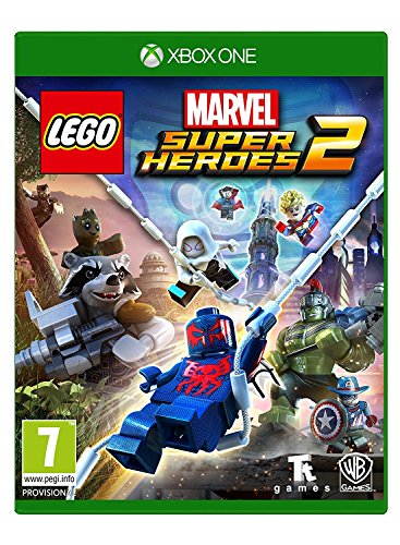 LEGO Marvel Super Heroes 2 (Xbox One) (Characters In Guardians Of The Galaxy 2)