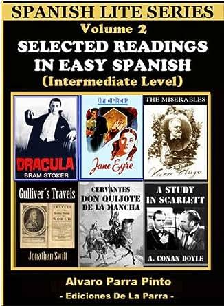 Selected readings in easy spanish 2 spanish lite series spanish childrens ebooks fandeluxe Gallery