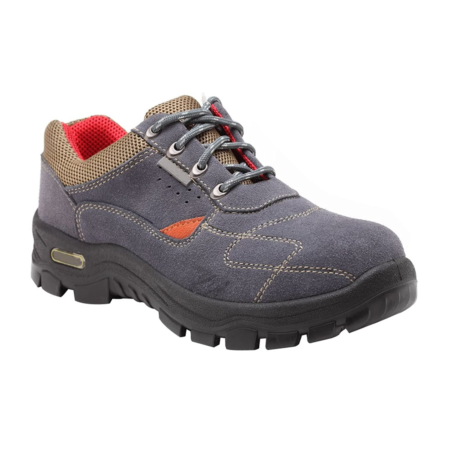 Eclimb Work Men's Steel-Toe Athletic Safety Shoe B01LYRX5T3  26.0 cm