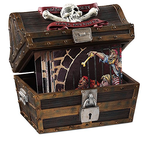 Disney Pirates of the Caribbean Treasure (Pirate Treasure Chest)