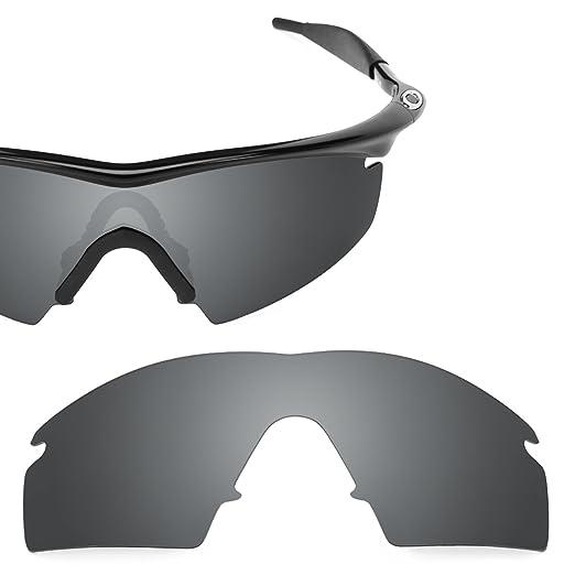 Revant Polarized Replacement Lenses for Oakley M Frame Strike Elite Black  Chrome MirrorShield 9e1c7d2aca2b