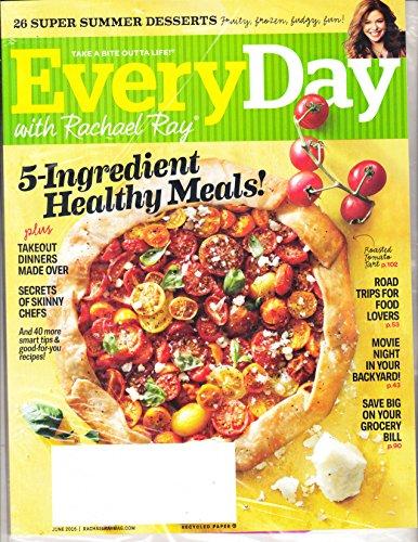 EveryDay with Rachael Ray Magazine June 2015