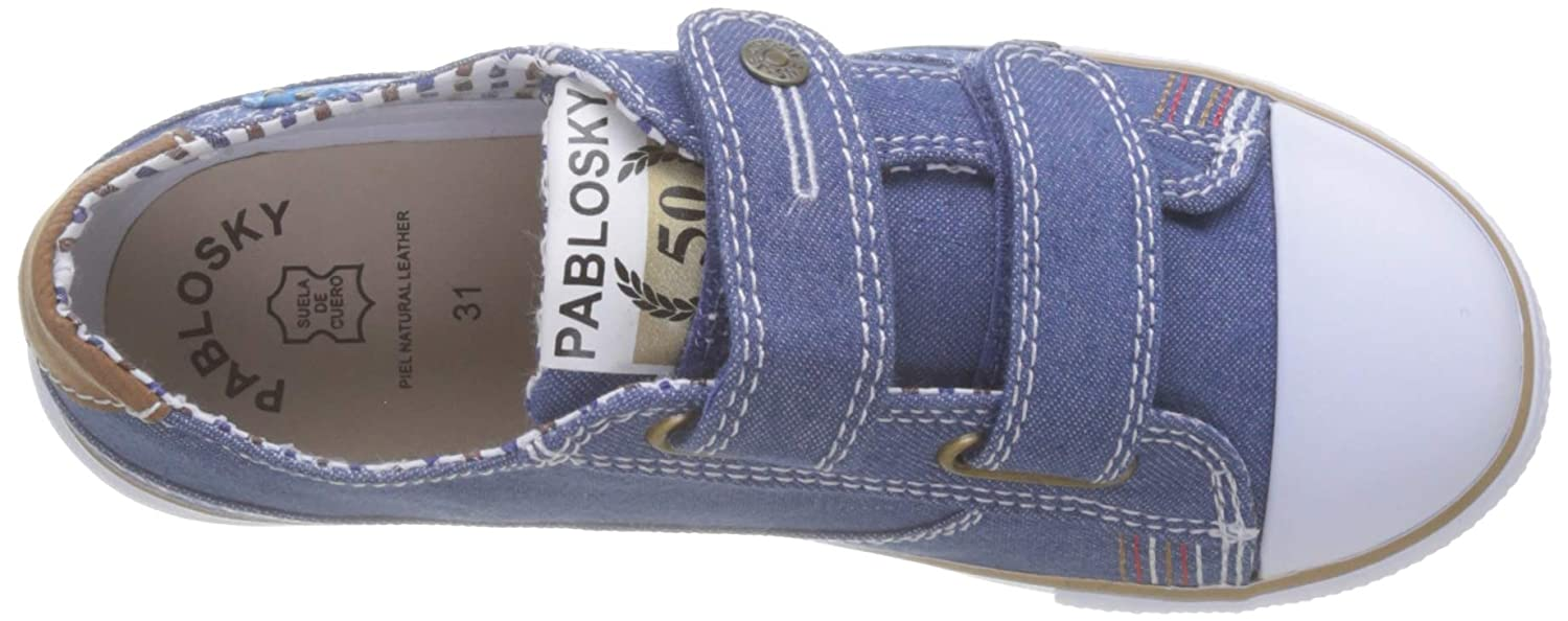 Pablosky Boys/' 954610 Slip On Trainers