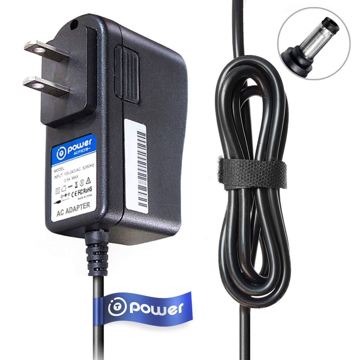 T POWER 9V Ac Dc Adapter Charger for Schwinn Elliptical Exercise Bike A10 A15 A20 A25 A40 101 102 103 430 420 270 240 230 220 245 250 Power Supply