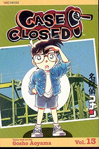 Case Closed, Vol. 13: Life's a Beach-Then You Get Murdered!