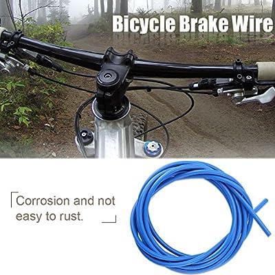 Cable De Freno De Bicicleta 3 Metros Cambio De Cable De Acero ...