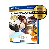 Playstation P4SA00728301FGM Overwatch - PlayStation 4