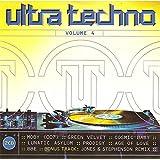 Ultra Techno Vol 4 (Compilation) [Import anglais]