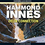 Delta Connection by Hammond Innes front cover