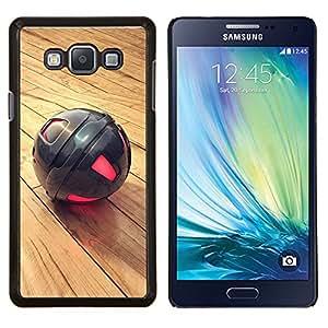 LECELL--Funda protectora / Cubierta / Piel For Samsung Galaxy A7 A7000 -- Metal Esfera --