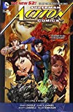 Superman - Action Comics Vol. 4: Hybrid (The New 52)
