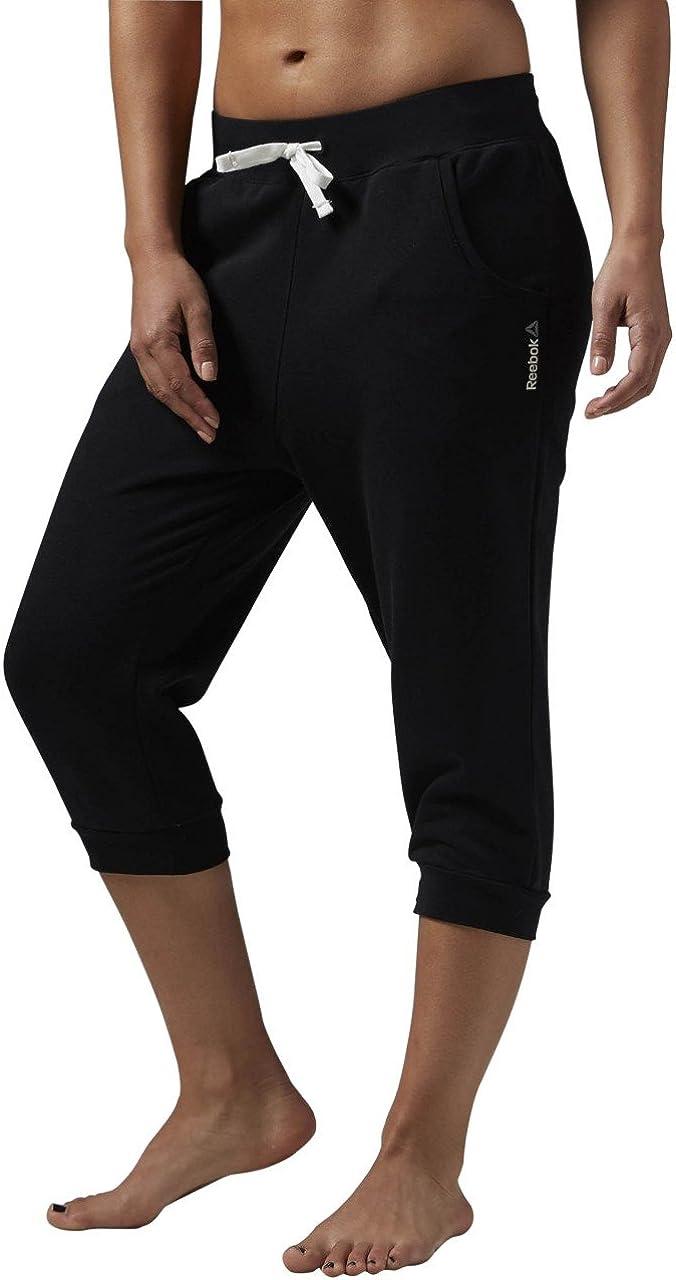 /Womens Capri Trousers Reebook The Ft Dropper/