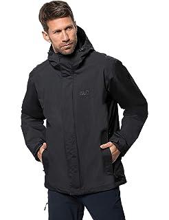 Argon Wetterschutzjacke Jacket M Herren Jack Wolfskin Storm D9EH2WI