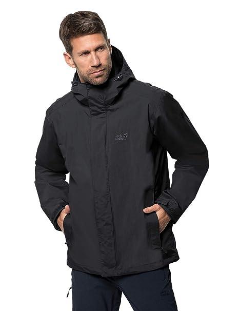 Jack Wolfskin Boys Iceland Waterproof Fleece 3 in 1 Jacket