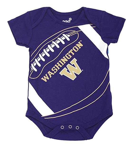 huge selection of c73e5 508e7 Amazon.com: GEN2 Baby Toddler Washington Huskies Purple ...
