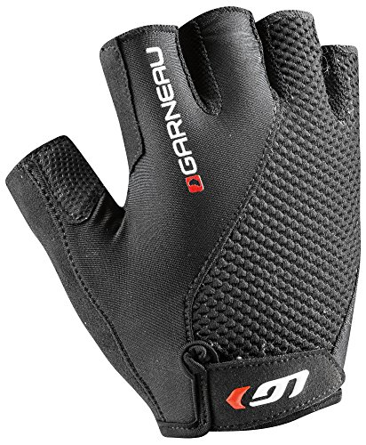 Gel + Bike Gloves, Black, Medium (Womens Biogel Glove)