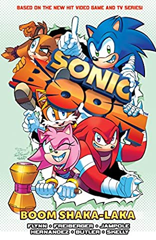 Sonic Boom Vol. 2 (Sonic Boom Kindle)