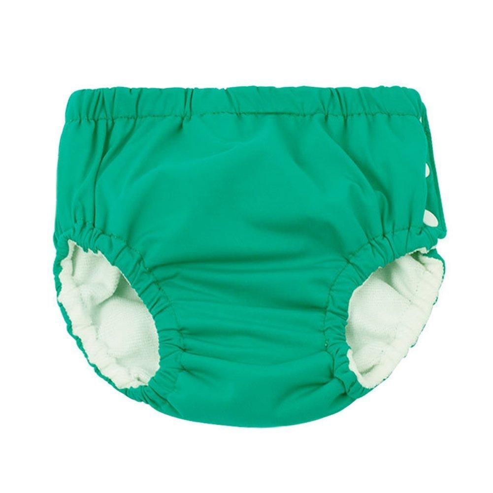 Enfants Ch/éris Baby Reusable Swim Diaper Toddler Boys Girls Swimsuit Diaper Cover